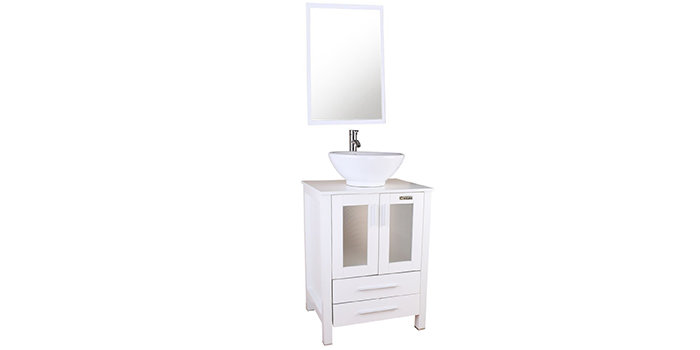 U-Eway 24-inch Vanity with Sink