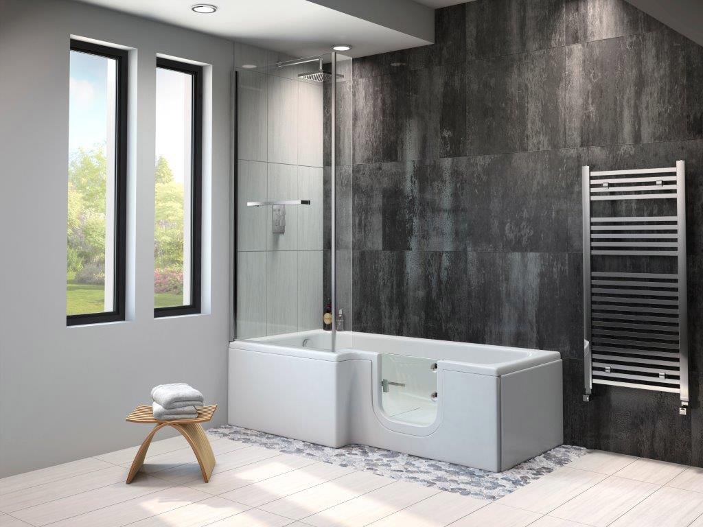 Xanu Shower Bath